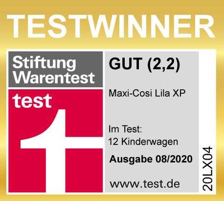 Testwinner Lila XP